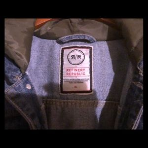 Refinery Republic Denim Jacket